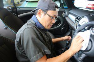 タクシーを心地よい空間に|車内作りの工夫