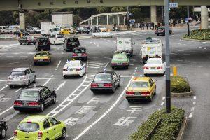 タクシー会社に就職する場合に必要な資格