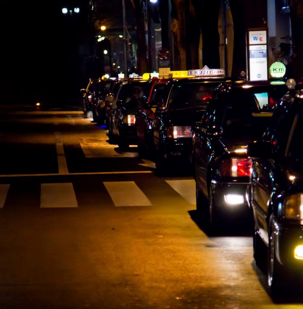 東京でタクシーやるなら知っておきたい! 「乗車禁止地区(乗禁地区)」って?