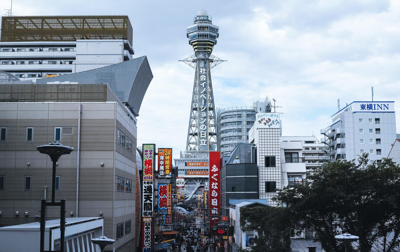 大阪では道路事情に精通することが重要です