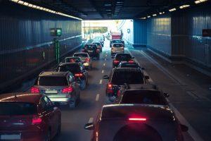 神奈川県で通勤時間帯に混む道とは?タクシー乗務員なら知っておこう