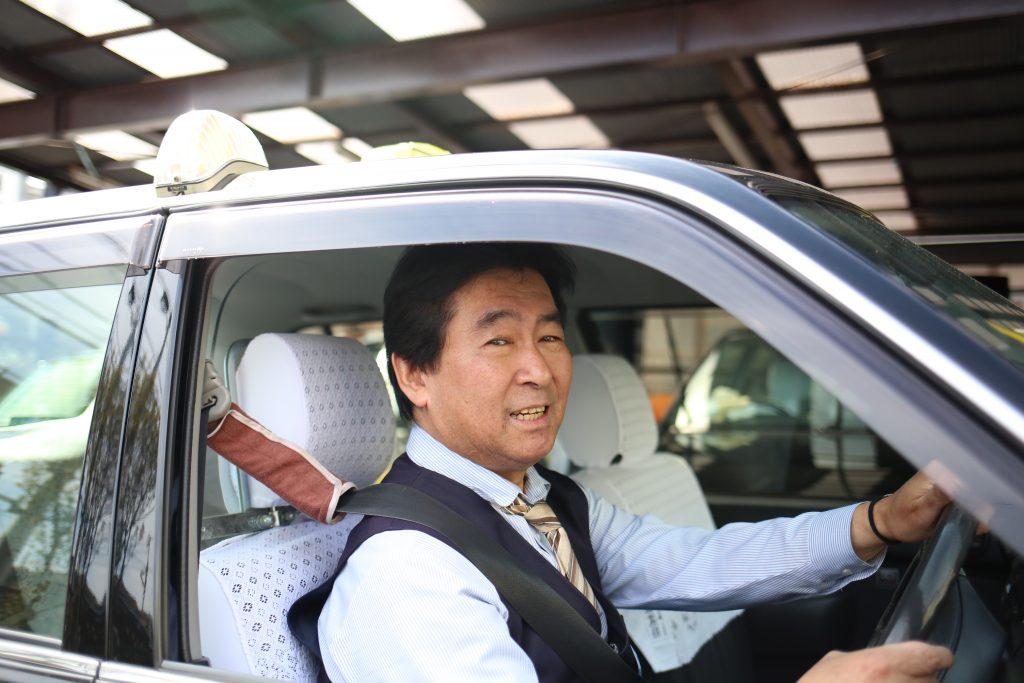 抜群の働きやすさ!!足立区のIKEDAタクシーをご紹介します♪