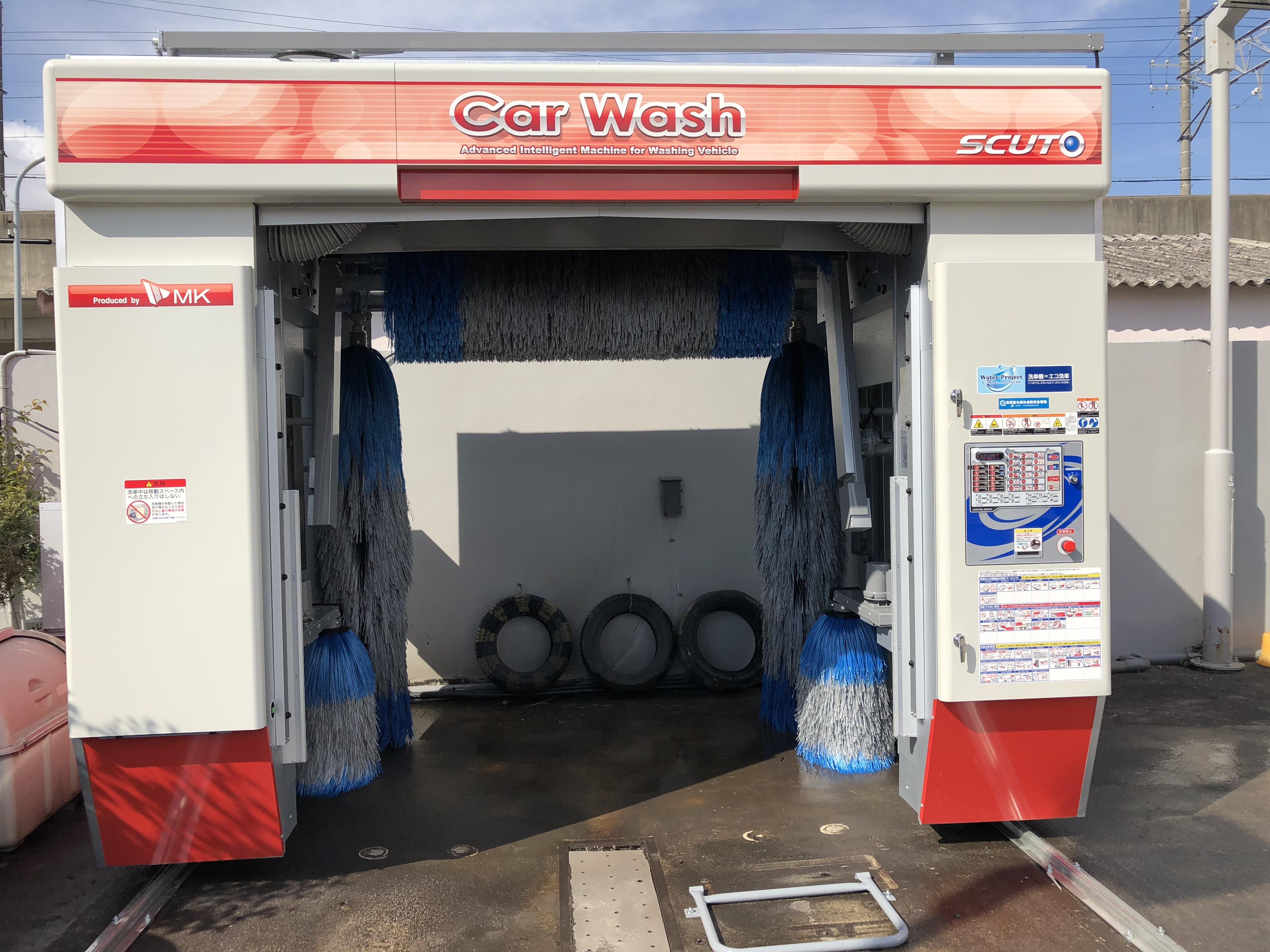 洗車機完備のタクシー会社のメリットと確認すること