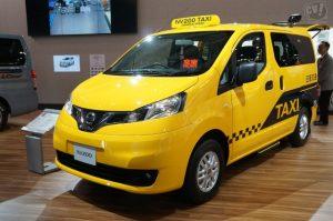 UDタクシーの先駆け「日産NV200」が生産終了へ