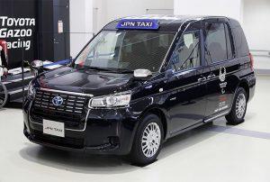 トヨタ自動車が次世代タクシー『JPN TAXI』を一部改良